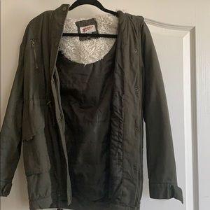 MACYS utility jacket